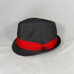 Stacy Adams Classic Fedora Pinch Front Hat